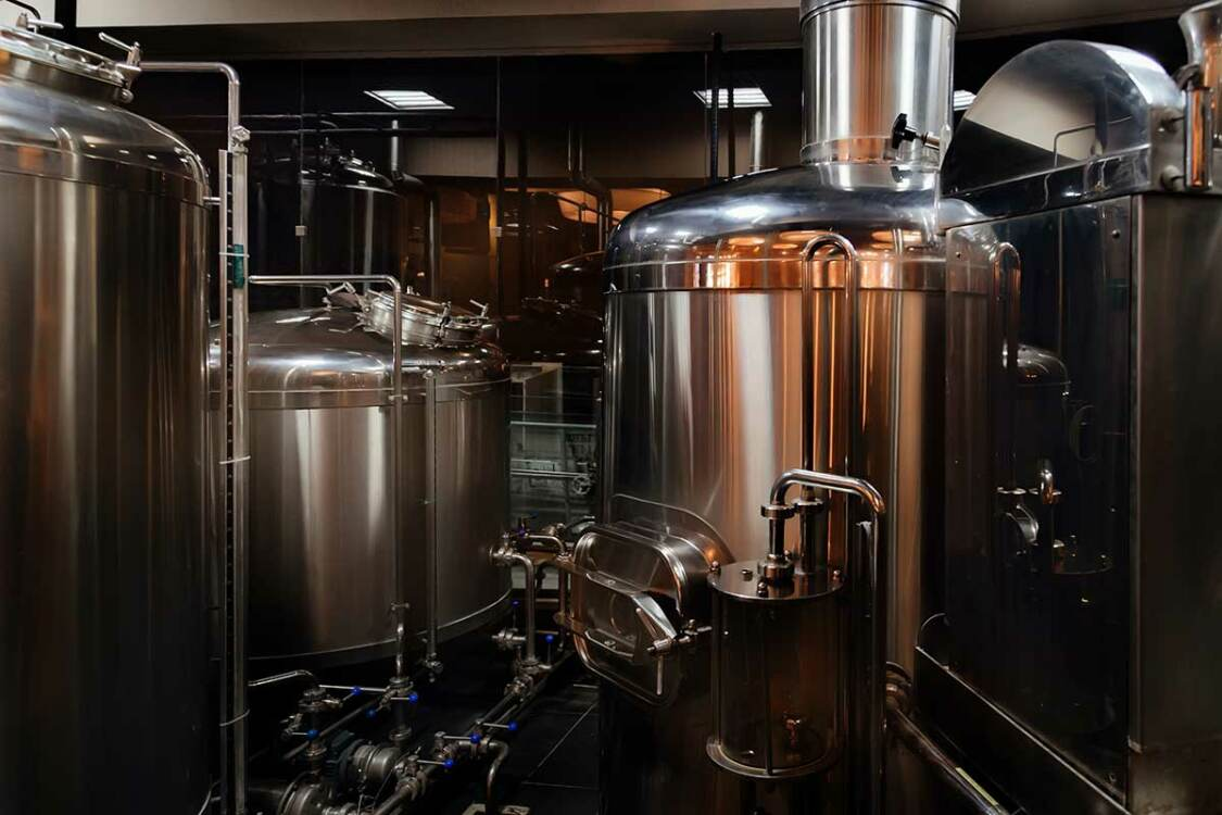 brewery pump filtration strainers