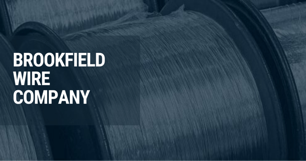 brookfield wire company contact