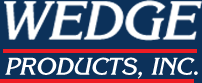 Wedge products logo