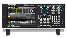 Waveform generator is a type of test solutions equipment