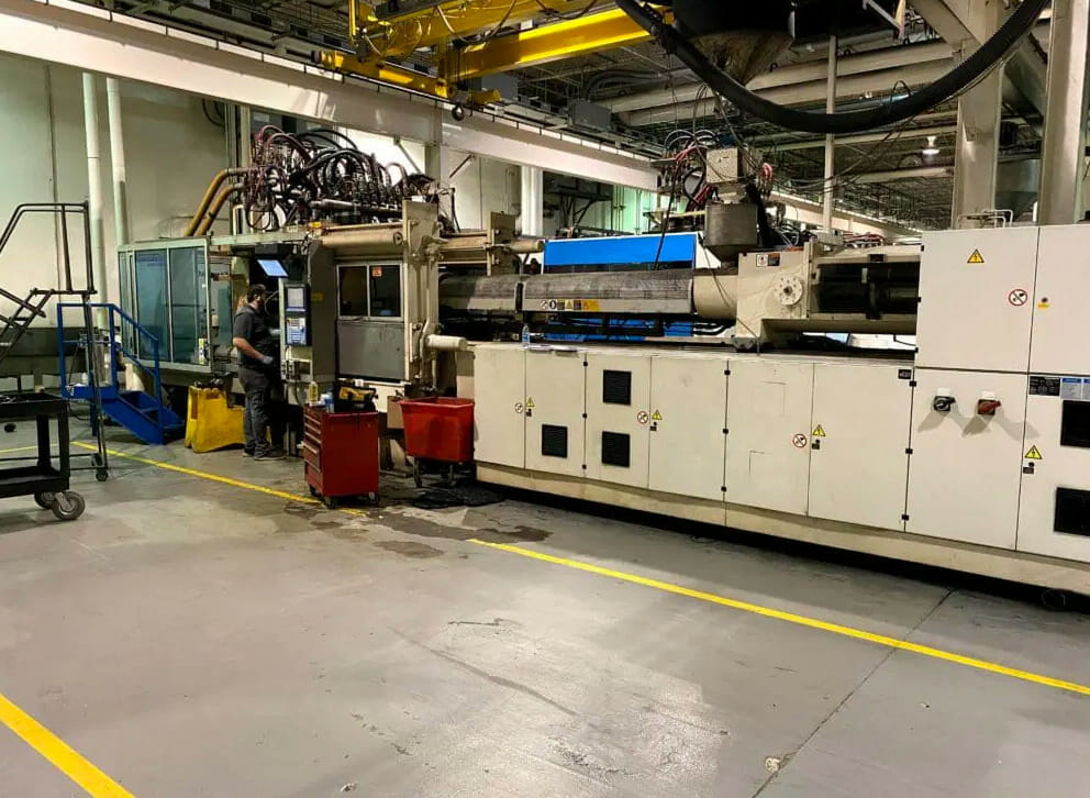 find injection molding machine